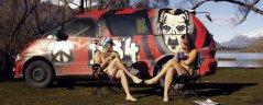 Iconic Campervan Hire New Zealand